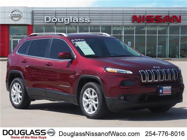 Pre-Owned 2018 Jeep Cherokee Latitude Plus 4dr Front-wheel Drive