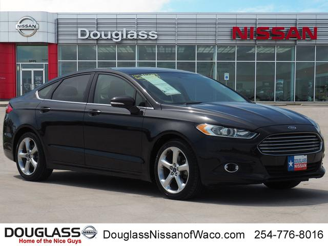 Pre-Owned 2014 Ford Fusion SE Front-wheel Drive Sedan