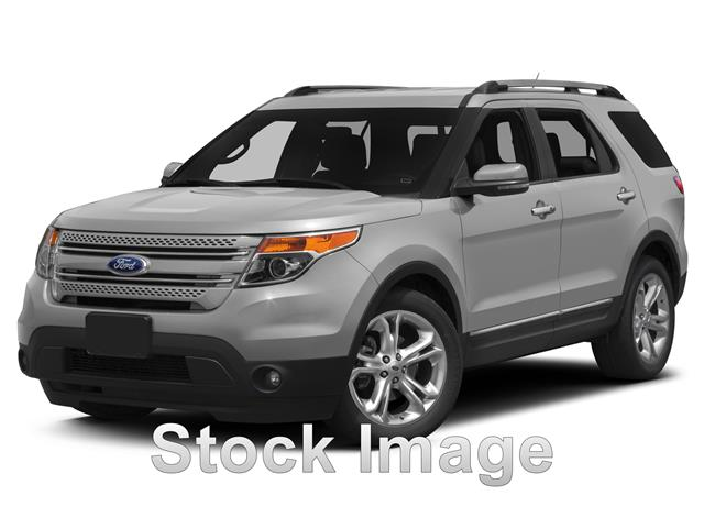 Pre-Owned 2015 Ford Explorer Limited 4dr Front-wheel Drive
