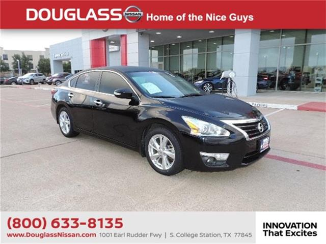 Pre-Owned 2015 Nissan Altima 2.5 SL 4dr Sedan