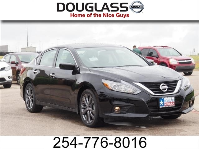 ... Front Wheel Drive SR. New 2018 Nissan Altima 2.5 SR Sedan