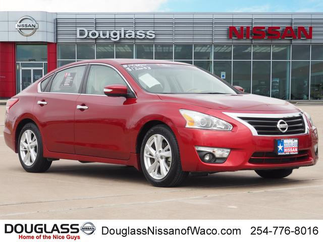Certified Pre-Owned 2013 Nissan Altima 2.5 SL Sedan
