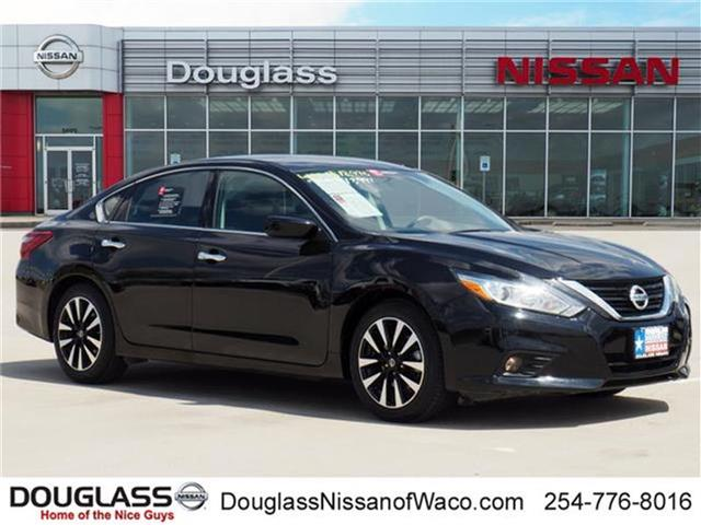 Certified Pre-Owned 2018 Nissan Altima 2.5 SV 4dr Sedan