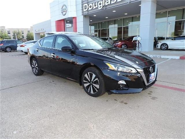 New 2019 Nissan Altima 2.5 SV 4dr All-wheel Drive Sedan