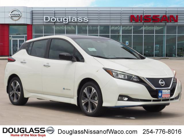 New 2019 Nissan Leaf Sv Plus Hatchback Hb In Waco N5143 Douglass