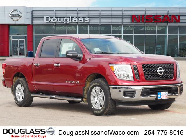 Wb Four Wheel Drive Pu New 2019 Nissan An Sv 4x4 Crew Cab 5 6 Ft Box 139 8 In
