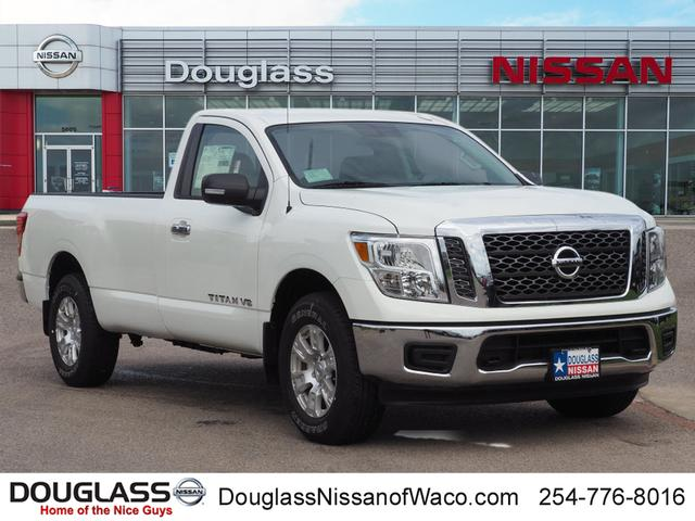 New 2018 Nissan Titan SV 4x4 Single Cab 8 ft. box 139.8 in. WB