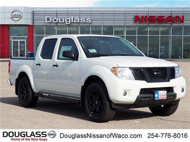 Nissan Frontier 4X4 >> New 2019 Nissan Frontier Sv A5 4x4 Crew Cab 4 75 Ft Box 125 9 In Wb Four Wheel Drive Regular Side