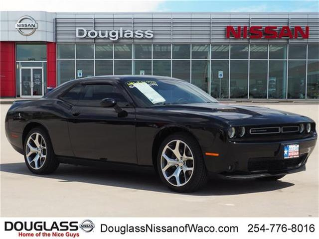 Pre-Owned 2015 Dodge Challenger SXT Plus or R/T Plus Rear-wheel Drive Coupe