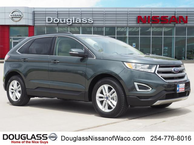 Pre-Owned 2015 Ford Edge SEL Front-wheel Drive