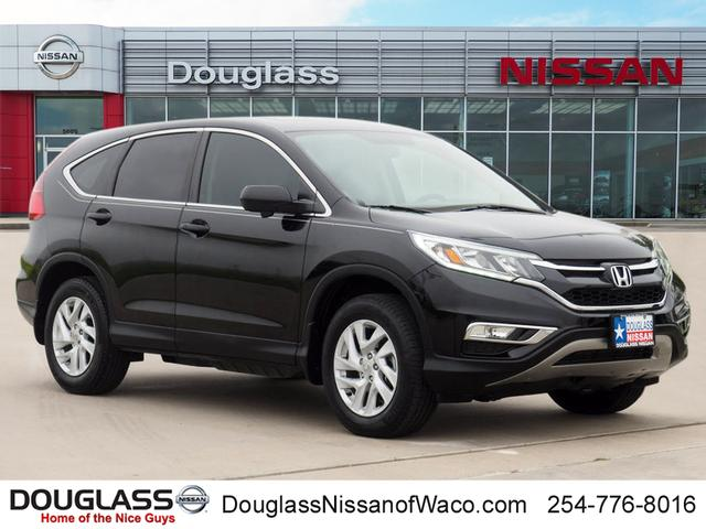 Pre-Owned 2016 Honda CR-V EX Front-wheel Drive