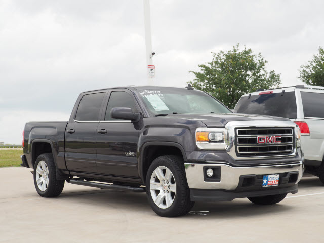 Pre-Owned 2015 GMC Sierra 1500 SLE 4x2 Crew Cab 5.75 ft. box 143.5 in. WB