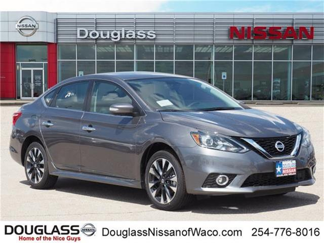 New 2019 Nissan Sentra SR (CVT) 4dr Sedan