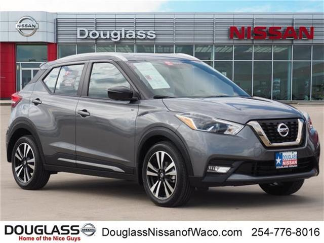 Pre-Owned 2019 Nissan Kicks SR 4dr Front-wheel Drive