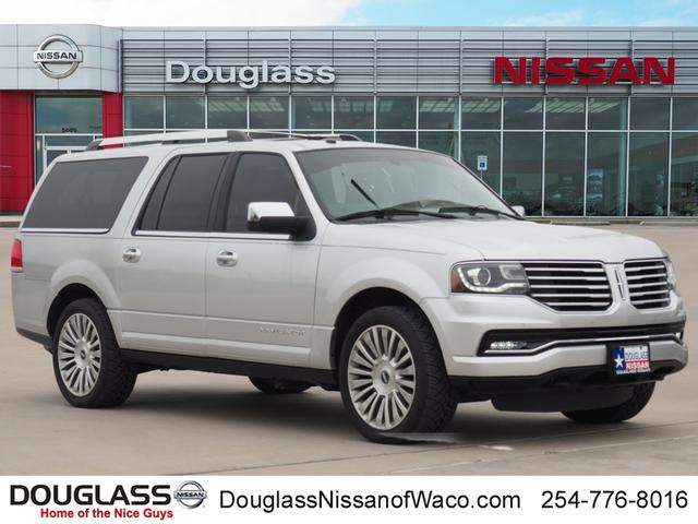 Pre Owned 2017 Lincoln Navigator L Reserve 4x4