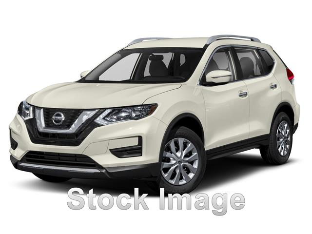 Certified Pre-Owned 2017 Nissan Rogue SL 4dr Front-wheel Drive 2017.5