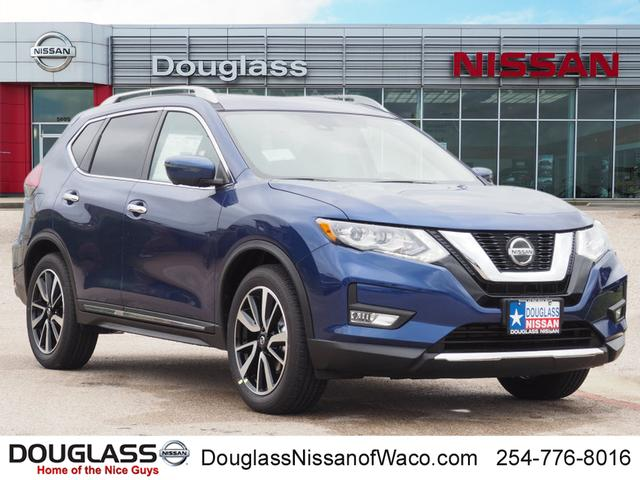 New 2019 Nissan Rogue SL Front-wheel Drive