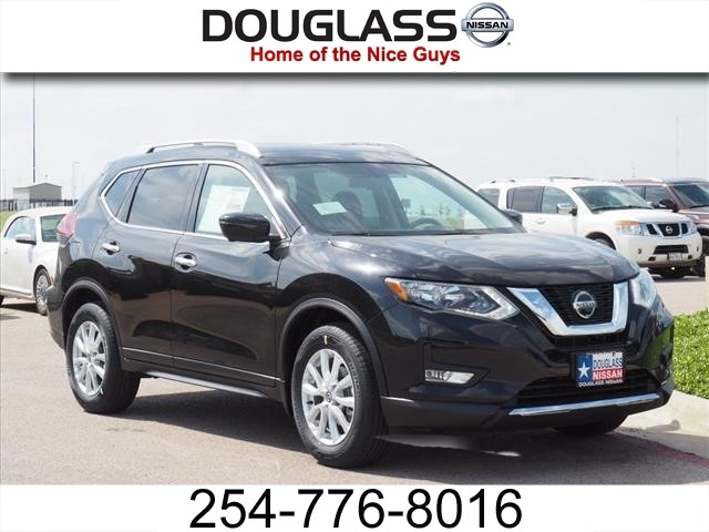 New 2018 Nissan Rogue SV Front-wheel Drive SV in Waco #M499 ...