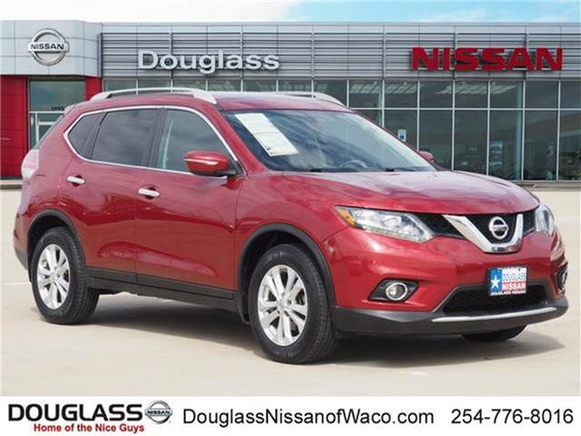 Pre-Owned 2015 Nissan Rogue SV 4dr Front-wheel Drive