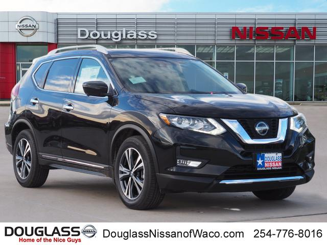 New 2018 Nissan Rogue SL Front-wheel Drive