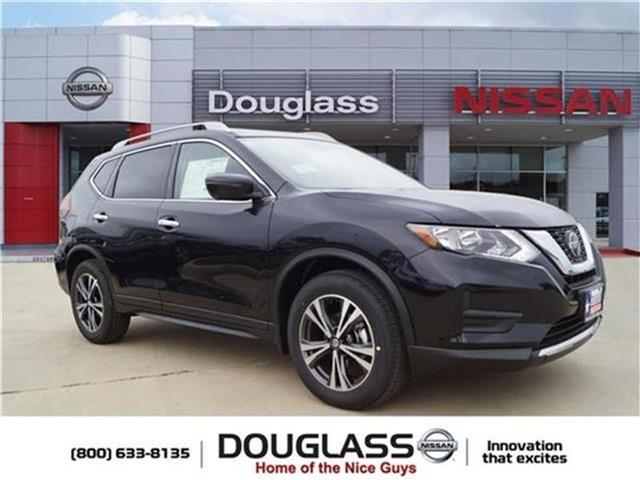 New 2019 Nissan Rogue SV 4dr Front-wheel Drive