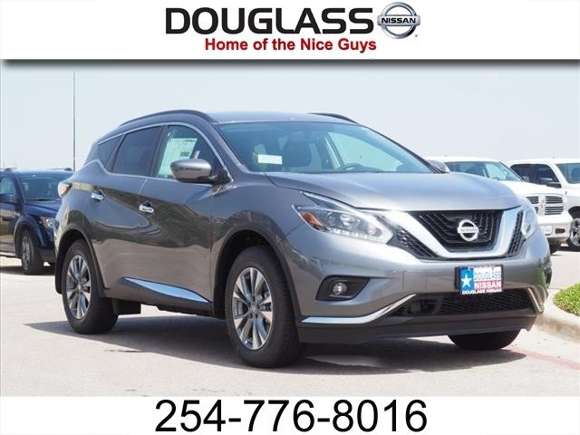 New 2018 Nissan Murano SV Front-wheel Drive SV in Waco #M523 ...