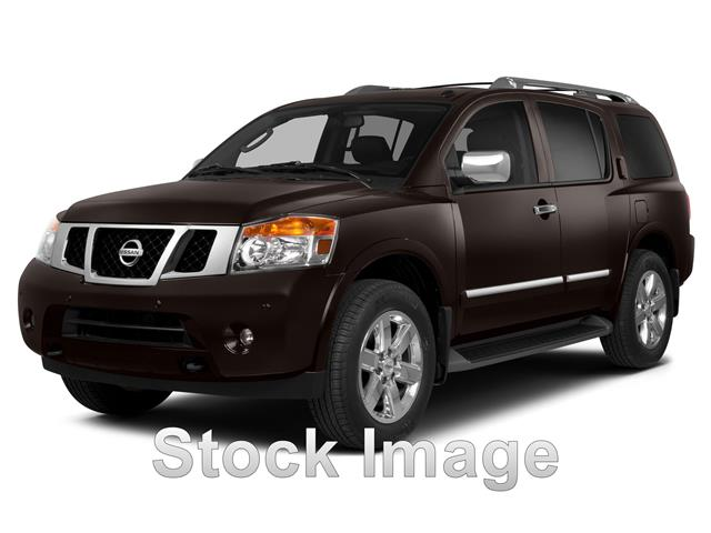 Pre-Owned 2013 Nissan Armada Platinum 4dr 4x2