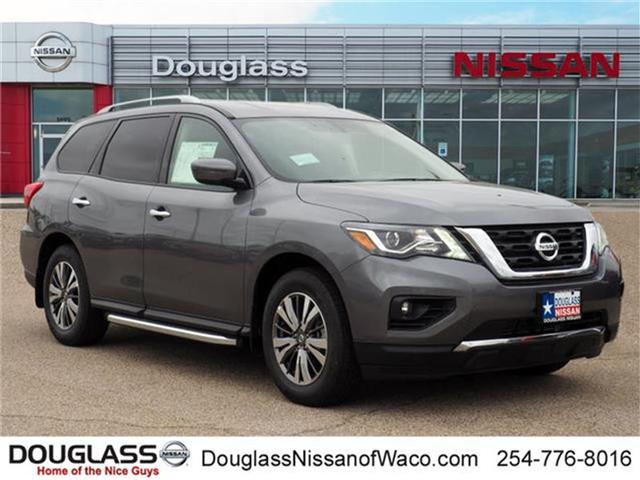 New 2019 Nissan Pathfinder SV 4dr Front-wheel Drive