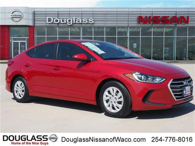 Pre-Owned 2017 Hyundai Elantra SE (A6) 4dr Sedan