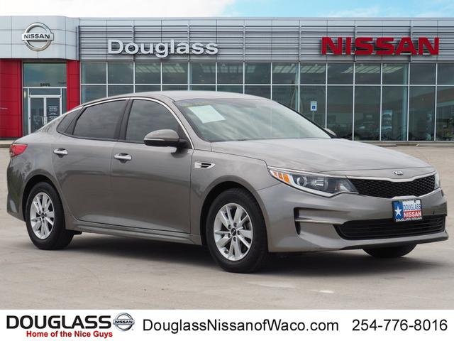Pre-Owned 2016 KIA Optima LX Sedan