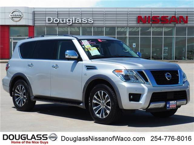 Certified Pre-Owned 2018 Nissan Armada SL 4dr All-wheel Drive