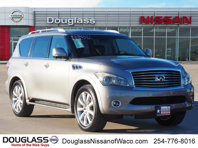 Pre-Owned 2013 INFINITI QX56 4x4
