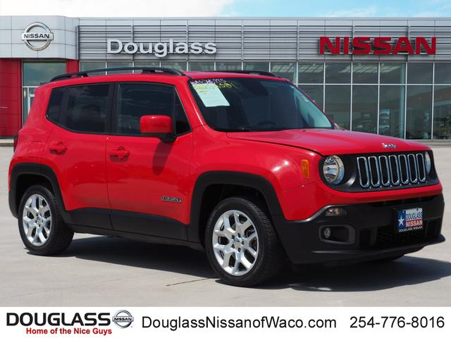 Pre-Owned 2015 Jeep Renegade Latitude Front-wheel Drive