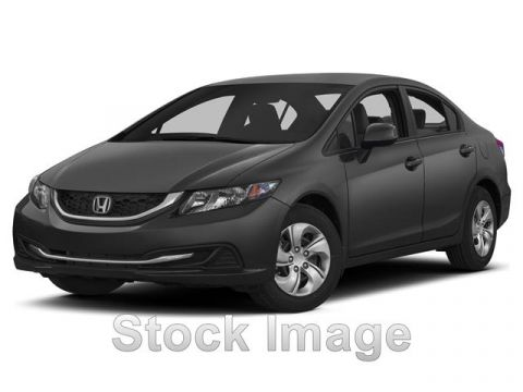 Pre-Owned 2013 Honda Civic EXL