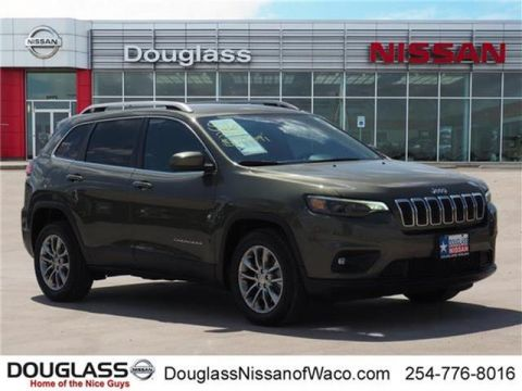 Pre-Owned 2019 Jeep Cherokee Latitude Plus 4dr Front-wheel Drive