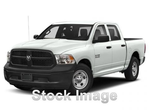 Pre-Owned 2016 RAM 1500 Tradesman 4x2 Crew Cab 140 in. WB