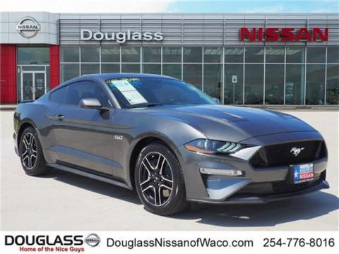 Pre-Owned 2019 Ford Mustang GT 2dr Fastback