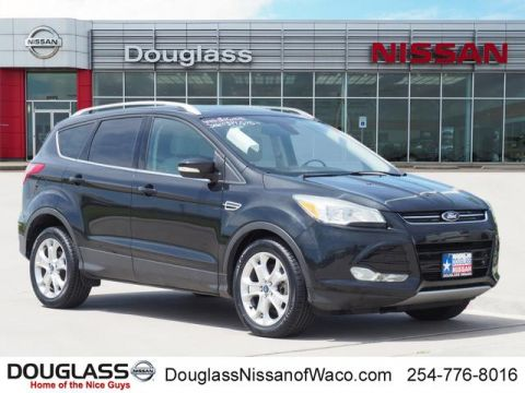Pre-Owned 2014 Ford Escape Titanium Front-wheel Drive