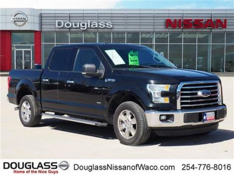 Pre-Owned 2015 Ford F-150 XL 4x2 SuperCrew Cab Styleside 5.5 ft. box 145 in. WB