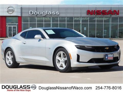 Pre-Owned 2019 Chevrolet Camaro 1LT 2dr Coupe