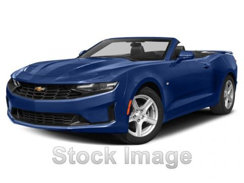 Pre-Owned 2019 Chevrolet Camaro