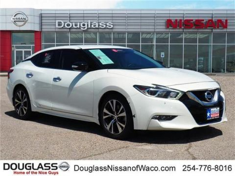 Certified Pre-Owned 2017 Nissan Maxima 3.5 SV 4dr Sedan