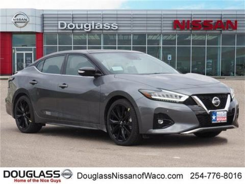 New 2019 Nissan Maxima 3.5 SR 4dr Sedan