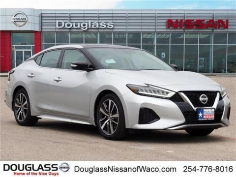 New 2019 Nissan Maxima 3.5 SL 4dr Sedan