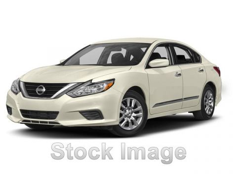 Certified Pre-Owned 2017 Nissan Altima 2.5 SV 4dr Sedan