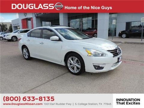 Pre-Owned 2013 Nissan Altima 2.5 SL 4dr Sedan