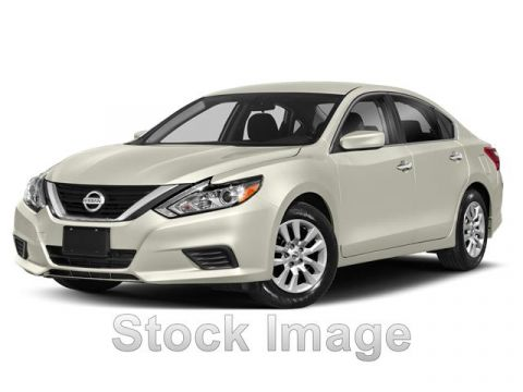 Pre-Owned 2018 Nissan Altima 2.5 S 4dr Sedan