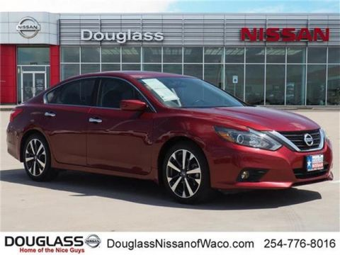 Certified Pre-Owned 2016 Nissan Altima 2.5 SR 4dr Sedan
