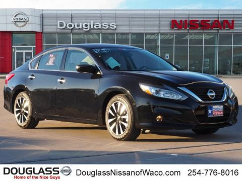 Certified Pre-Owned 2018 Nissan Altima 2.5 SV Sedan