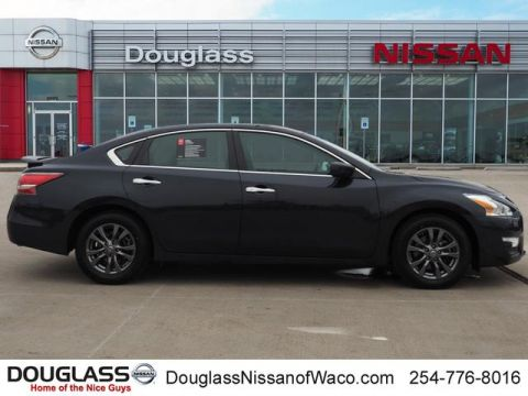 Certified Pre-Owned 2015 Nissan Altima 2.5 S Sedan